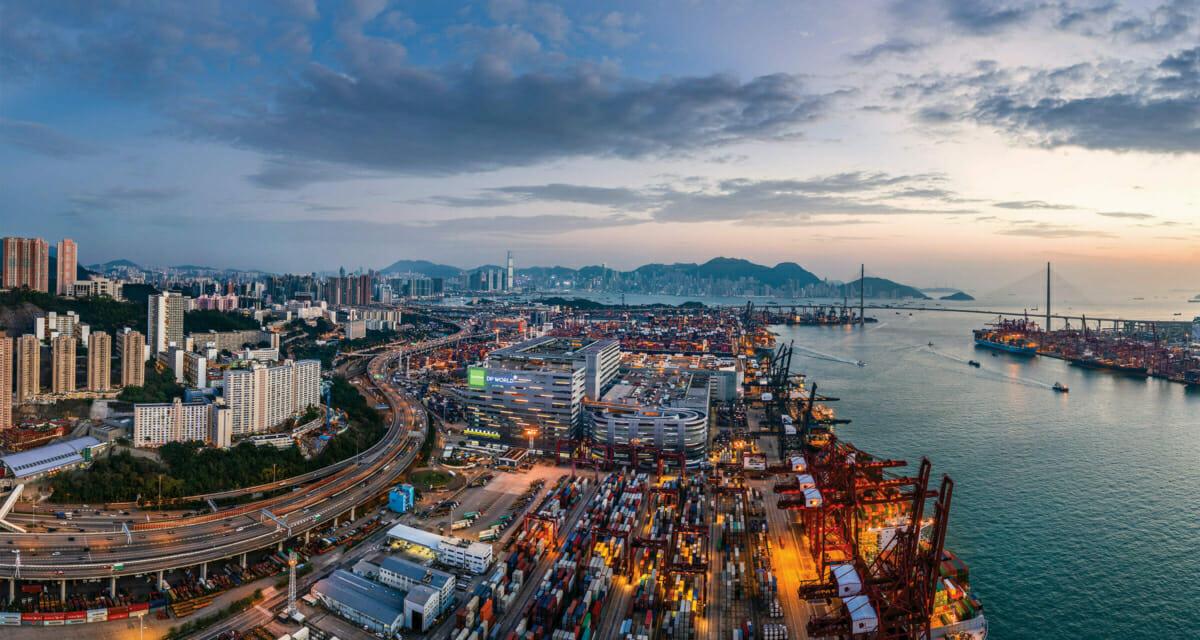 ATL Logistics Centre, Hong Kong, Greater China.